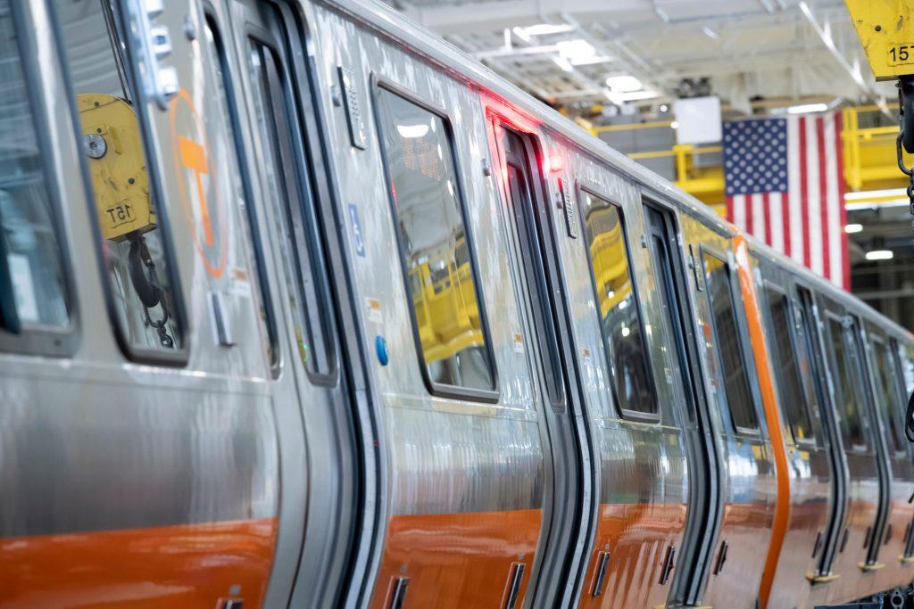 Orange line ca